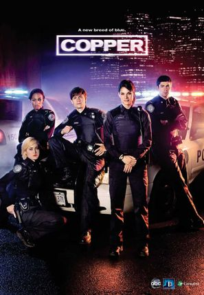 """""""Rookie Blue"""" - Movie Poster (thumbnail)"""