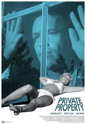Private Property - Re-release movie poster (thumbnail)
