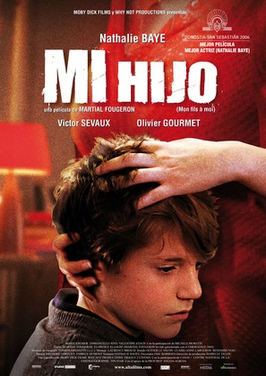 Mon fils à moi - Spanish Movie Poster (thumbnail)