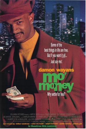 Mo' Money - Movie Poster (thumbnail)