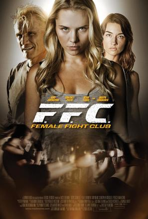 Female Fight Club - Movie Poster (thumbnail)