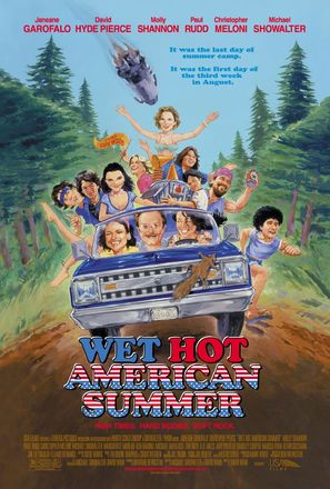 Wet Hot American Summer - Movie Poster (thumbnail)
