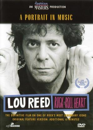 """""""American Masters"""" Lou Reed: Rock and Roll Heart - Movie Cover (thumbnail)"""
