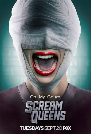 """Scream Queens"" - Movie Poster (thumbnail)"