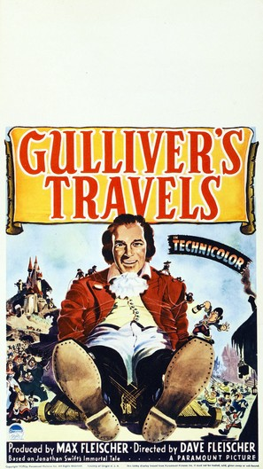 Gulliver's Travels - Movie Poster (thumbnail)