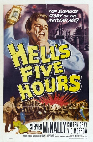Hell's Five Hours - Movie Poster (thumbnail)