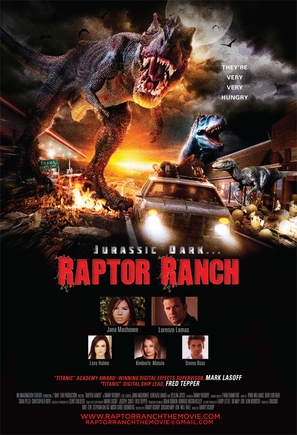 Raptor Ranch - Movie Poster (thumbnail)