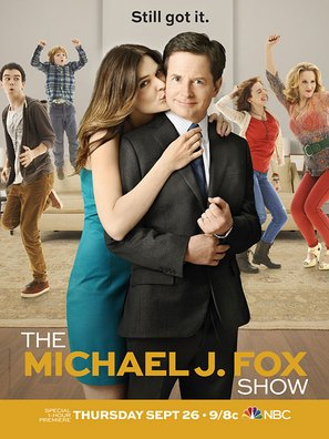 """The Michael J. Fox Show"" - Movie Poster (thumbnail)"