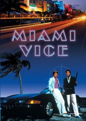"""Miami Vice"" - DVD movie cover (thumbnail)"