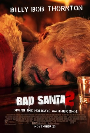 Bad Santa 2 - Movie Poster (thumbnail)