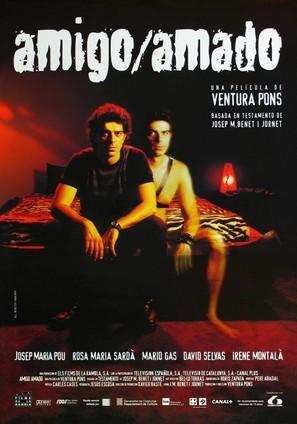 Amic/Amat - Spanish Movie Poster (thumbnail)