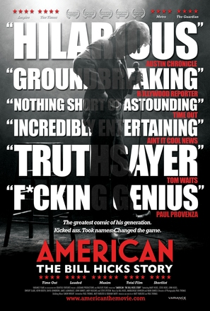 American: The Bill Hicks Story - Movie Poster (thumbnail)