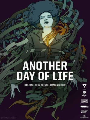 Another Day of Life - Polish Movie Poster (thumbnail)