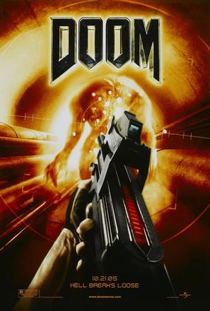 Doom - Advance poster (thumbnail)