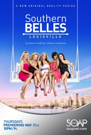 """""""Southern Belles: Louisville"""" - Movie Poster (thumbnail)"""