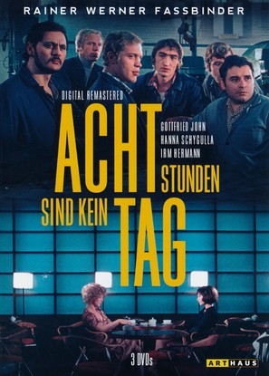 Acht Stunden sind kein Tag - German Movie Cover (thumbnail)