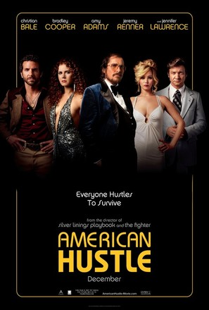 American Hustle - Movie Poster (thumbnail)