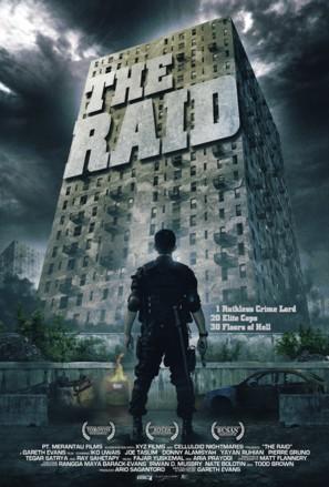 Serbuan maut - Indonesian Movie Poster (thumbnail)