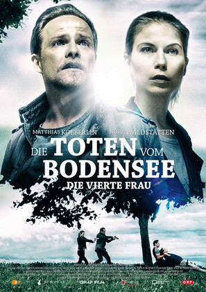 """Die Toten vom Bodensee"" - German Movie Poster (thumbnail)"