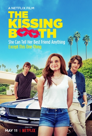 The Kissing Booth - Movie Poster (thumbnail)