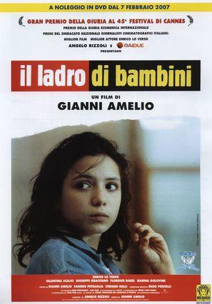 Ladro di bambini, Il - Italian Movie Poster (thumbnail)