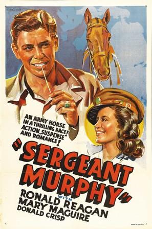 Sergeant Murphy - Movie Poster (thumbnail)