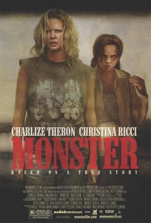 Monster - Movie Poster (thumbnail)