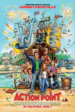 Action Point - Movie Poster (thumbnail)