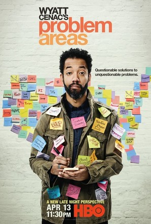 """Wyatt Cenac's Problem Areas"""