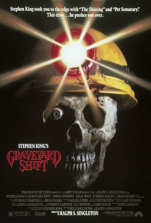 Graveyard Shift (1990) movie posters