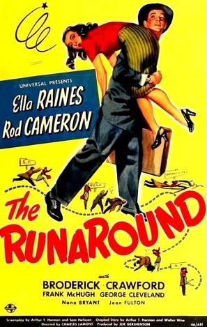 The Runaround - Movie Poster (thumbnail)