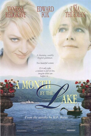 A Month by the Lake - Movie Poster (thumbnail)
