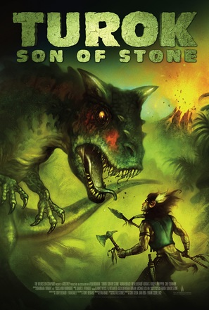 Turok, Son of Stone - Movie Poster (thumbnail)