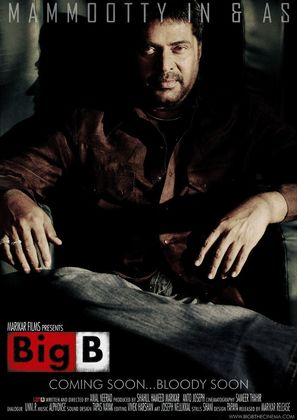 Big B - Indian Movie Poster (thumbnail)
