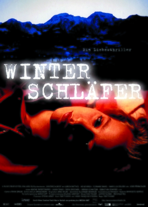 Winterschläfer - German Movie Poster (thumbnail)