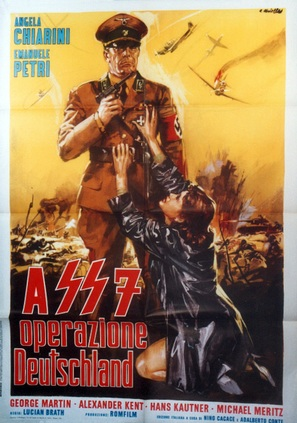 Secretul cifrului - Italian Movie Poster (thumbnail)
