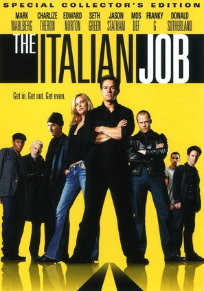 The Italian Job - Movie Cover (thumbnail)
