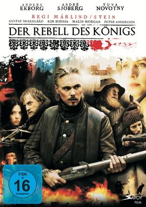"""Snapphanar"" - German DVD movie cover (thumbnail)"