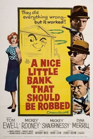 A Nice Little Bank That Should Be Robbed - Movie Poster (thumbnail)