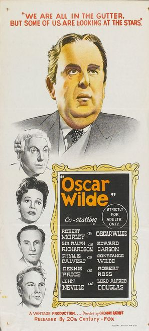 Oscar Wilde - Australian Movie Poster (thumbnail)