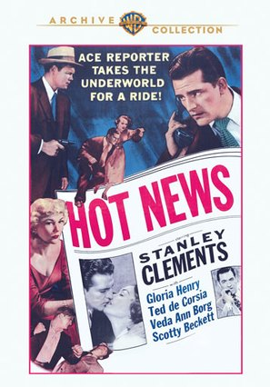 Hot News - Movie Cover (thumbnail)