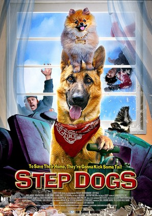 Step Dogs - Canadian Movie Poster (thumbnail)