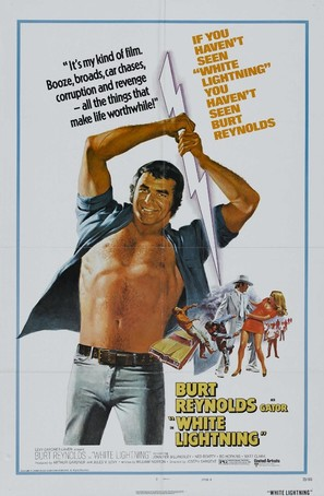 White Lightning - Movie Poster (thumbnail)