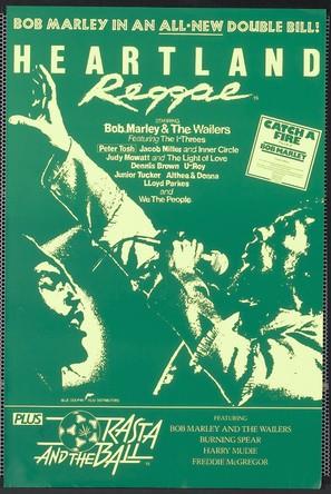 Heartland Reggae - Theatrical poster (thumbnail)