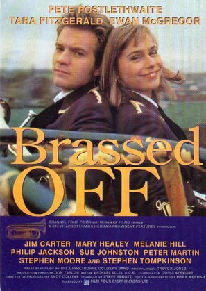 Brassed Off - poster (thumbnail)