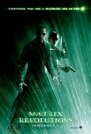 The Matrix Revolutions - Movie Poster (thumbnail)