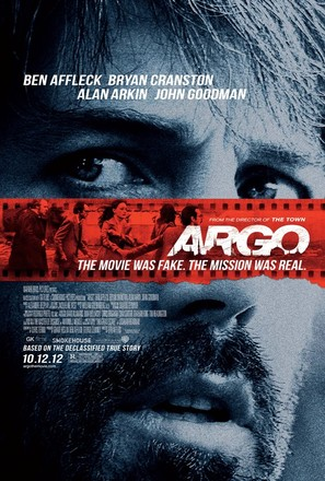 Argo - Movie Poster (thumbnail)