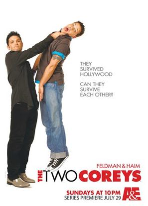 """The Two Coreys"" - poster (thumbnail)"