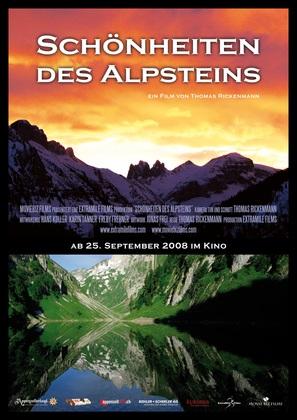 Schönheiten des Alpsteins - Swiss Movie Poster (thumbnail)