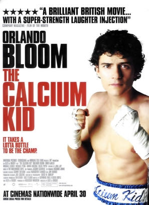 The Calcium Kid - British Movie Poster (thumbnail)